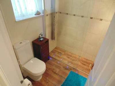 the imposing front elevation to the property consists of a dwarf wall to the front boundary and in and out driveway there is ample parking for a variety ample shower room